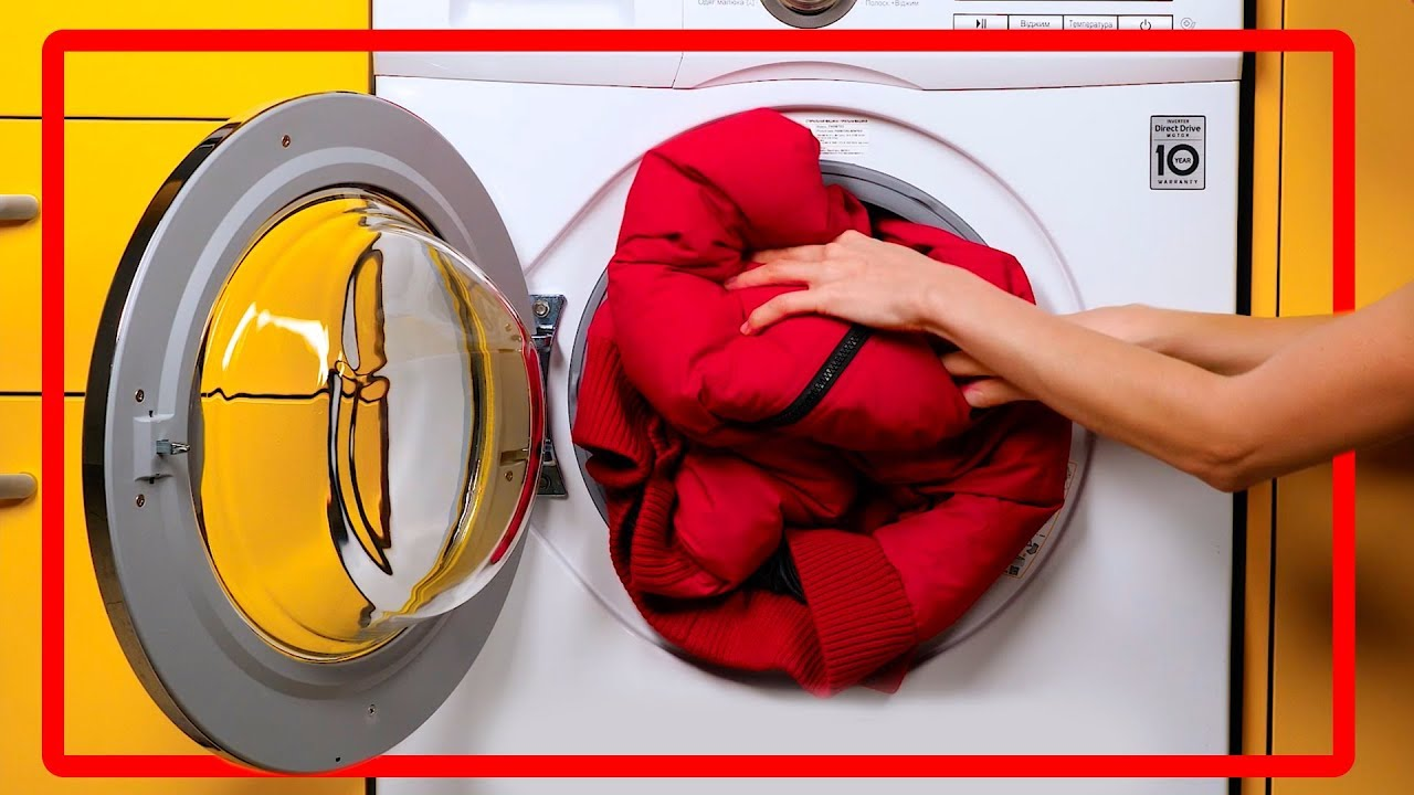 15 life hacks to wash your clothes correctly  Effective laundry tricks!