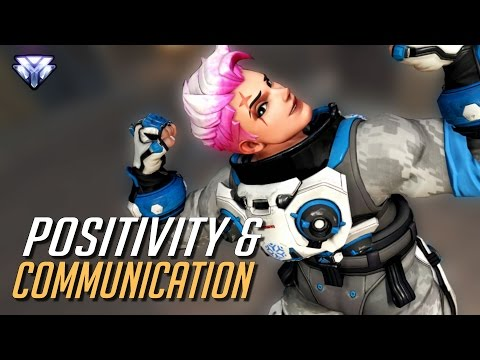 Positive Communication WINS!   Overwatch