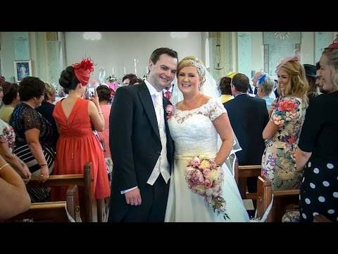 Alice & Rob's Highlights - Hilltown and Carlingford Wedding Video