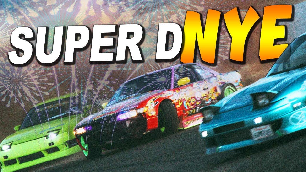 Super D Party NYE 2019