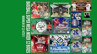 Saturday Night Live! Baseball Super Mega Mixer Break #21!