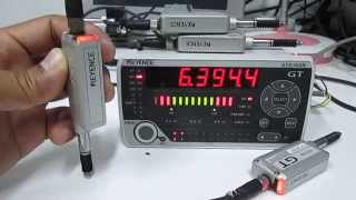 keyence gt2 100n amplifier unit panel mount type