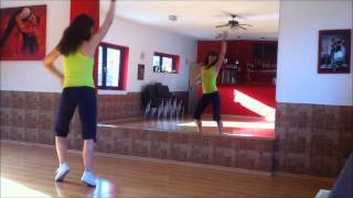 Zumba Mela (Lilly Collins - Mirror Mirror - I believe)
