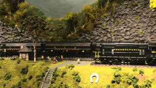 i m back been busy with work life o scale mth lionel train layout