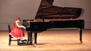 メヌエットト長調BWV Anh.114(ペッツォルト作曲 J.S.バッハ編) 石綿日向子 検索動画 11