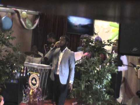 RCCG Jesus Centre Turku - 27.6.2015 Amplified Praise video 2