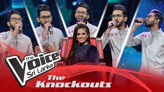 Chalanka Lakshan | Bambara Nade (බඹර නාදේ) | The Knockouts | The Voice Sri Lanka Thumbnail