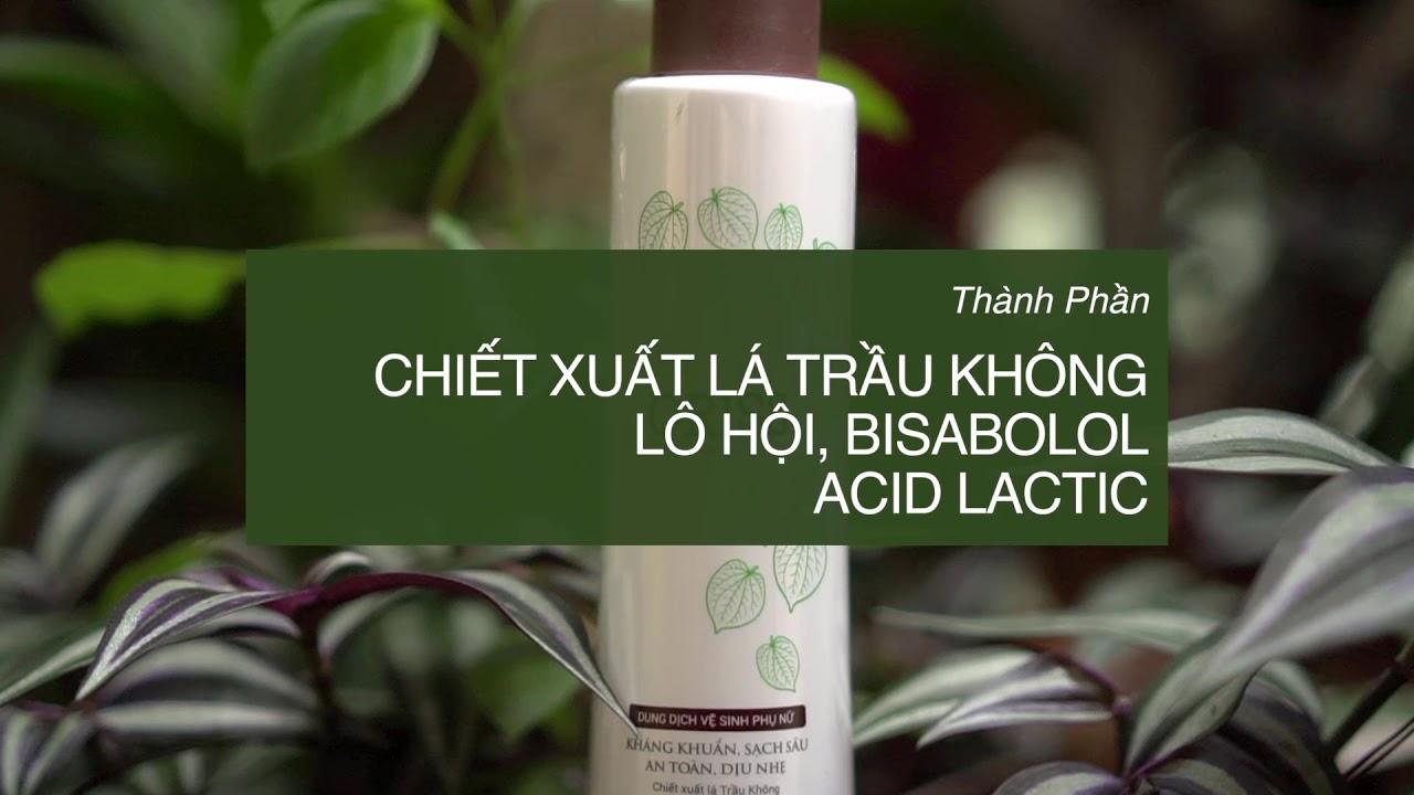 Dung dịch vệ sinh phụ nữ Oriss - giải pháp mới cho vùng kín sạch thơm, khỏe  mạnh - YouTube