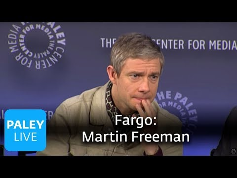 Fargo - Martin Freeman On The Pace Of Shooting, Billy Bob Thornton On Joining The Cast