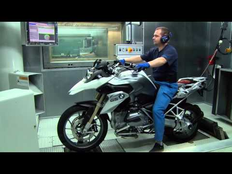 BMW Motorcycle Assembly 2014 Berlin Plant HD