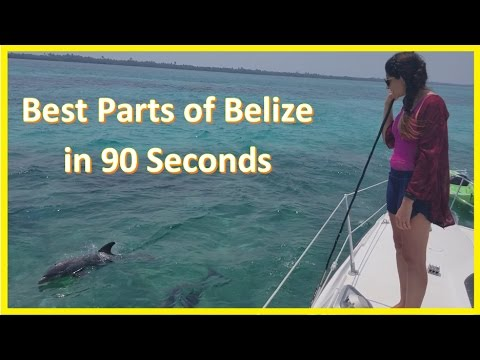 Belize Vacation 2017 - Highlights