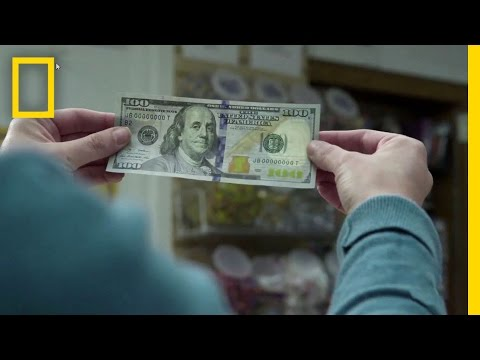 What's Inside Your Paper Money? | Origins: The Journey of Humankind