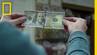 What's Inside Your Paper Money? | Origins  The Journey of Humankind
