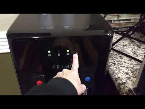 Fix - Primo Water Dispenser Flashing Red Light