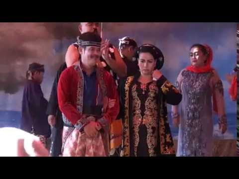 SILUMAN BUAYA PUTIH (Kodok) Lingga Buana Live Sidadadi 27  8 Part 4