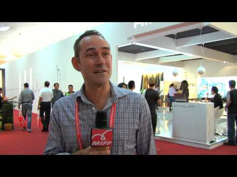 MIFF 2013 Explained by International Buyers and Exhibitors -  Euan Patterson