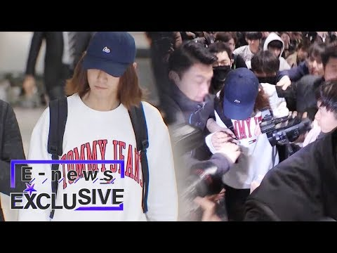 Jung Joon Young Only Said He was Sorry and Left the Airport Hurriedly [E-news Exclusive Ep 100]