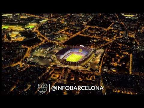 FC Barcelona Anthem + Lyrics