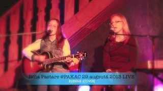 Rūta Pastare - Rudens (COVER) @PAKAC LIVE 2013