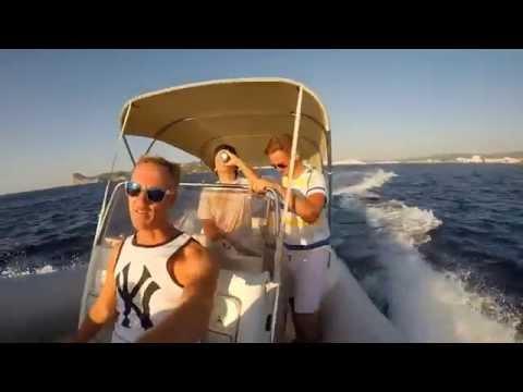 Ibiza 2014  Blue Go Mad in Ibiza