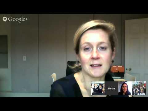Martha Lane Fox Video Chat