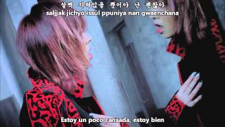 2NE1 - Missing You [Sub Español + Hangul + Romanización]