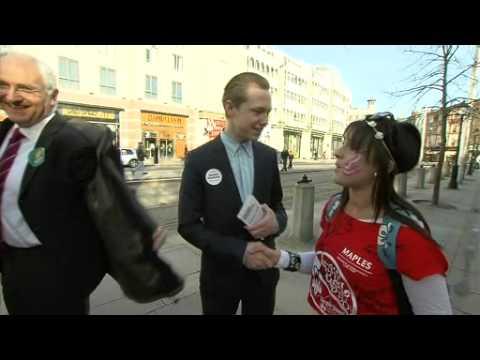 Election 2011 - Gormley/Haskins Canvass