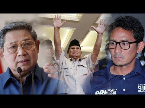 Berawal dari Surat SBY, Mungkinkah Kubu Prabowo-Sandi Pecah Kongsi?