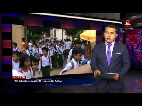 Rohingya Daily News 12 January 2018