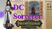 Pathfinder: Kingmaker Unfair Mode Spell DC Builds - YouTube