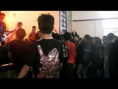 LAST ME VERTICAL - THE MURDERER OF PERSEUS (COVER BYEBYE BUNNY) @SUBANG METAL FEST III