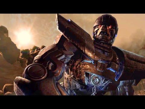 Logan Destroys Sentinel Mark Type I: Most Epic Boss Battle (X-Men Origins: Wolverine)