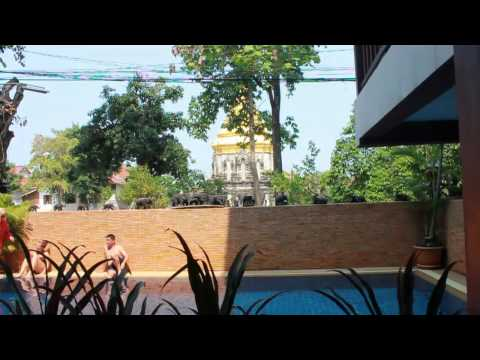 Sk house  2 Guest House In Chiang Mai Thailand