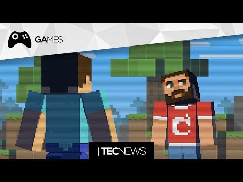 Criador do Minecraft comprou mansão de US$ 70 milhões / Novo jogo do Minecraft anunciado! | TecNews