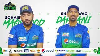 Sohaib Maqsood & Shahnawaz Dahani | Fill In The Blanks