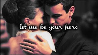 Hache ♡ Babi ► Let me be your hero
