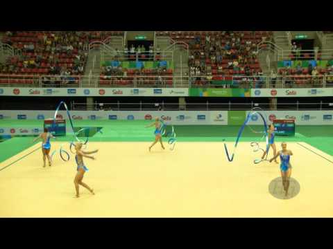 Finland (FIN) - 2016 Olympic Test Event, Rio (BRA) 5RI Qualifications