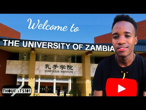 Welcome To The University Of Zambia +Student Life at UNZA VLOG!