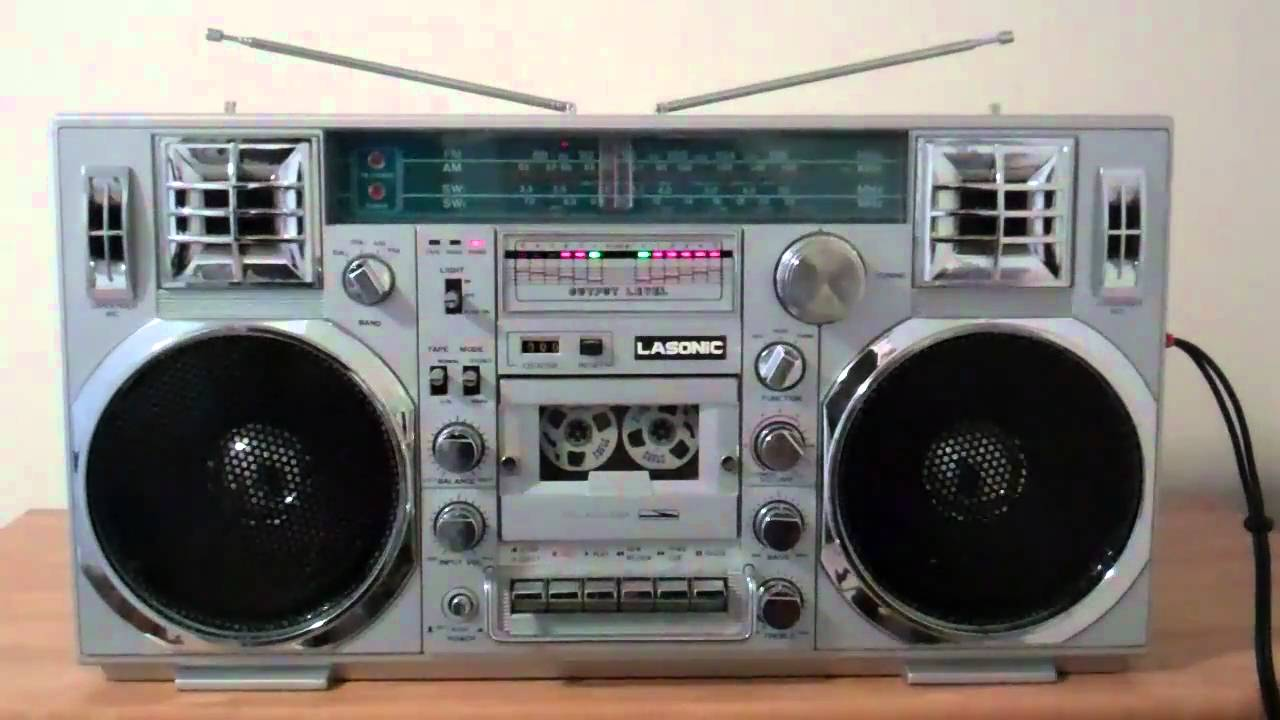 Lasonic trc 920 boombox ghettoblaster collection youtube - Lasonic ghetto blaster i931x ...