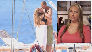 'Hot Felon' Jeremy Meeks Seen Kissing Heiress Even Though He's Still Married