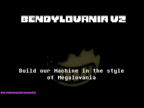 [Request] BENDYLOVANIA V2 (Build our machine in the style of Megalovania,made in Lbp)