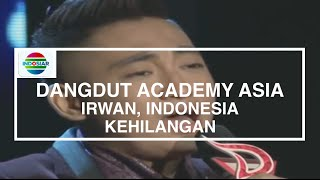 Video Irwan, Indonesia - Kehilangan (D'Academy Asia 10 Besar Group A Result) download MP3, 3GP, MP4, WEBM, AVI, FLV Oktober 2017