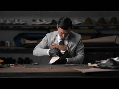 Meet The Craftsman: BOSS Tailored Shoes