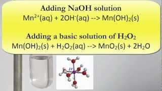 Manganeseii Hydroxide Wikivisually