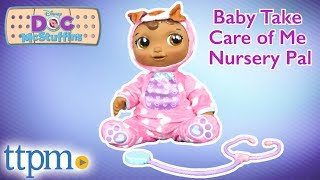 Doc McStuffins Baby Take Care of Me Nursery Pal from Just Play