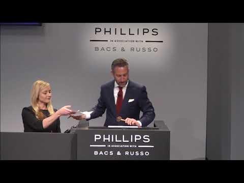 """@PHILLIPSWATCHES #AURELBACS @ROLEXOFFICIAL : """"The"""" Sale of """"The"""" Rolex •• PLUIE DE RECORDS"""