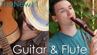 Guitar and Native American Flute -- Relaxation Music --TheNew11 -- Matt Tastic