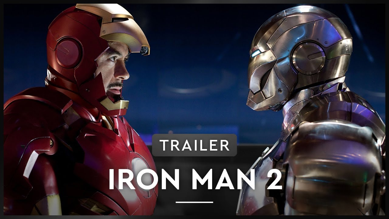 IRON MAN 2 | Trailer | Deutsch - YouTube