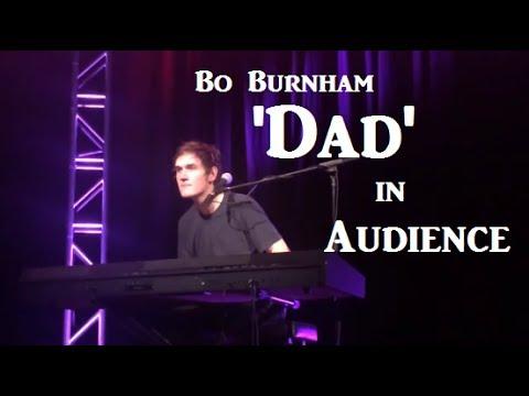 "Bo Burnham | ""Dad"" in Audience"