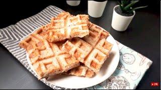 Waffle Bread Snack 와플빵 스넥
